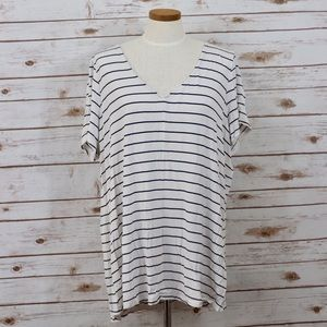 Torrid Striped Top